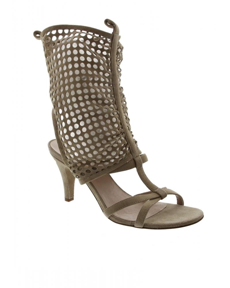Sandale cage beige LIU JO